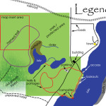 Legend map.  Ontario's Old-Growth Forests